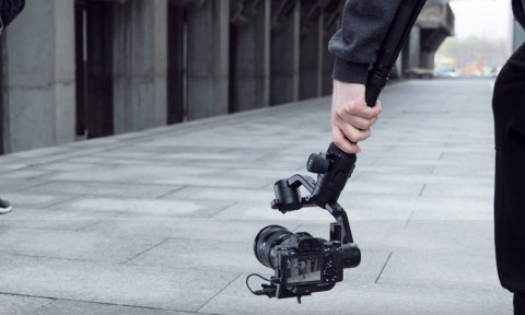 Gimbal DJI Ronin S Essentials Kit