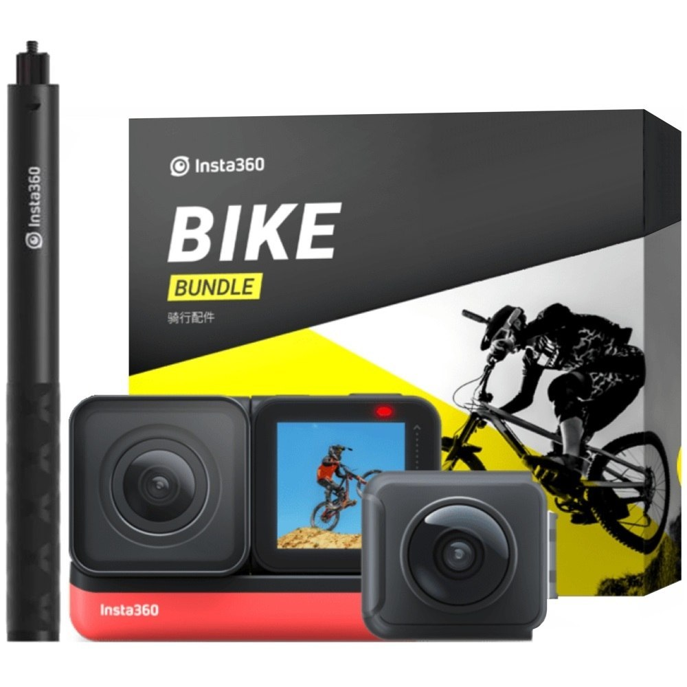 Kamera sportowa Insta360 ONE R Twin Edition MTB KIT