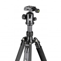 Statyw Manfrotto Traveller Big Carbon z Głowicą