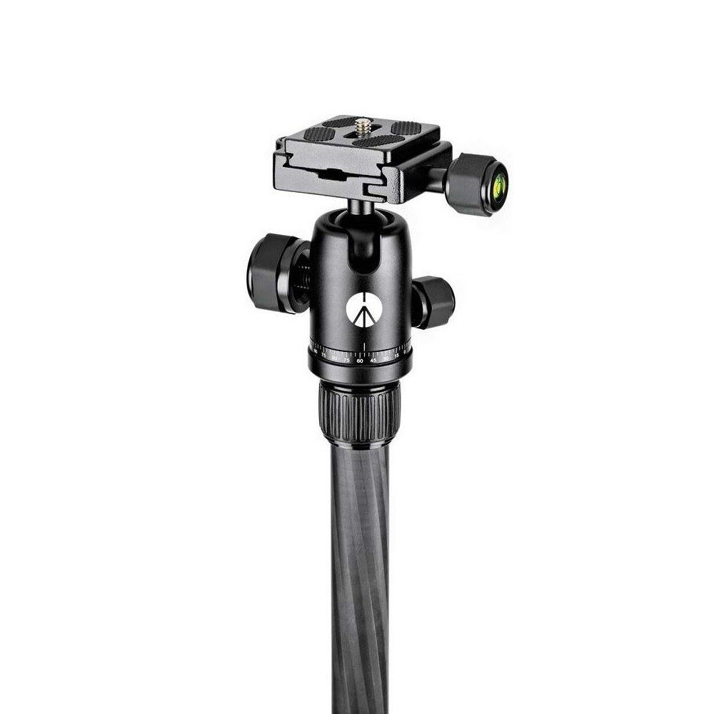 Statyw Manfrotto Traveller Small Carbon z Głowicą