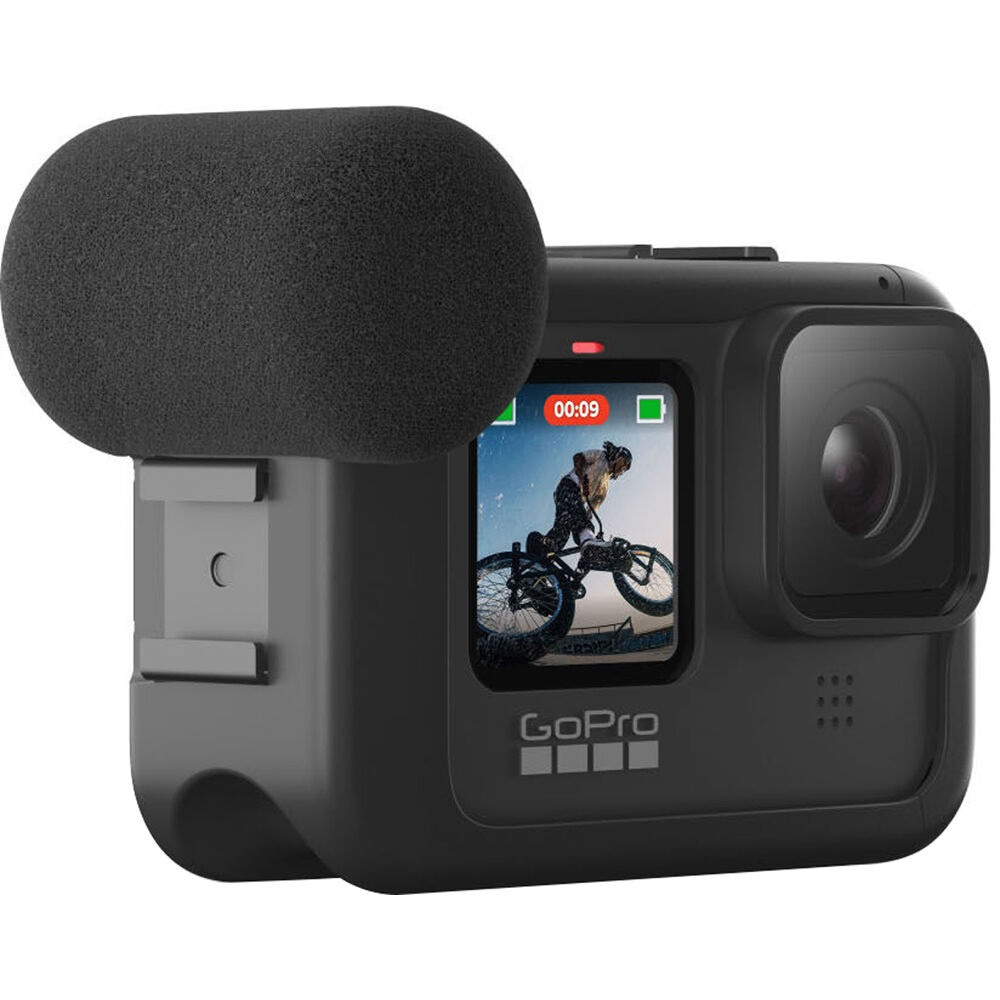 GoPro HERO 9 Black Media Mod